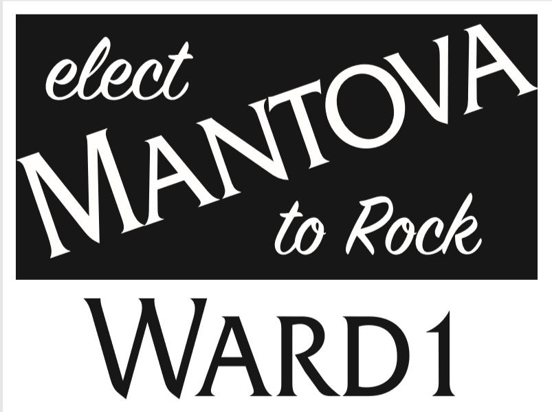 Anthony Mantova ran for Eureka City Council and should have won!